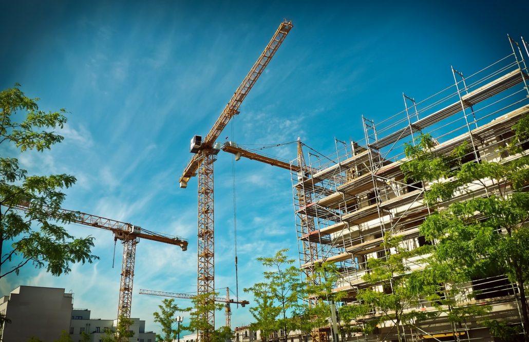 cranes & rigging spotting melbourne