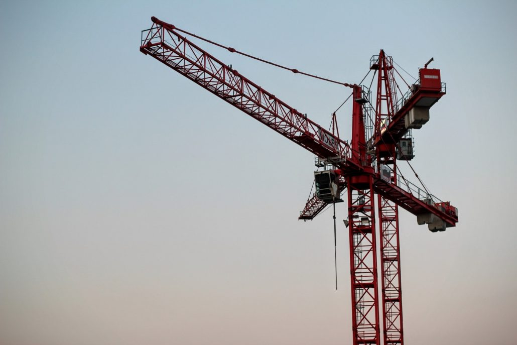 cranes & rigging spotting
